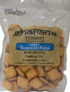 Gharana Sweet Shakkar Para 8oz