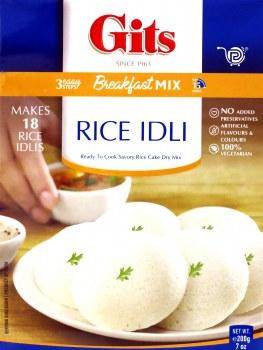Gits Rice Idli Mix 200g