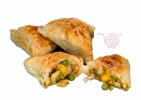 Curry/veg Puff - Ea