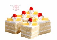 Pineapple Pastry - Ea