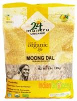 24 Mantra Organic Moong Dal 4lb