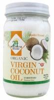 24 Mantra Organic Coconut Virgin Oil 14 Oz