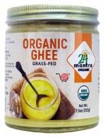 24 Mantra Organic Ghee 7 Oz