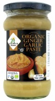24 Mantra Organic Ginger Garlic Paste 283g