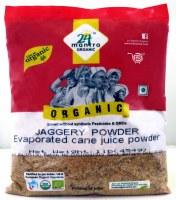 24 Mantra Organic Jaggery Powder 1lb