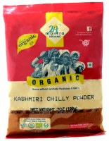 24 Mantra Organic Kashmiri Chilli Powder 200g