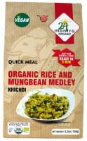 24 Mantra Organic Khichdi 150g Rice&mungbean Medley
