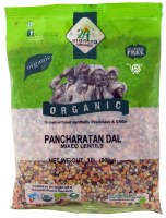 24 Mantra Organic Mixed Lentil 2lb