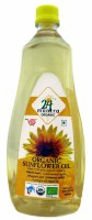 24 Mantra Organic Sunflower Oil 1l