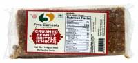 5 Elements Peanut Chikki Brittle 100g