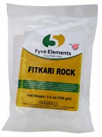 5 Elements Fitkari Rock 100g