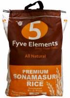 5 Elements Sona Masoori 20 Lb