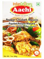 Aachi Pepper Chicken Masala 200g
