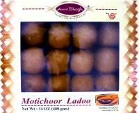 Anand Bhogh Motichoor Laddoo 400g