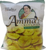 Amma's Banana Chips 400g