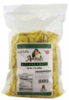 Amma's Banana Chips 2lb