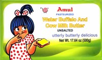 Amul Unsalted Butter 500g