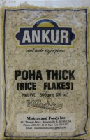 Ankur Poha Thick 800g