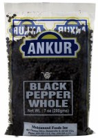 Ankur Black Pepper Whole 200g