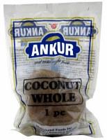 Ankur Dry Coconut Whole 1 Pc