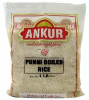 Ankur Ponni Boiled Rice 4lb