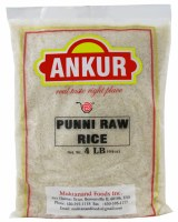 Ankur Ponni Raw Rice 4lb