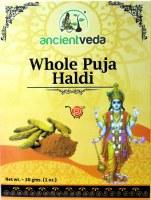 Ancient Veda Puja Haldi Whole