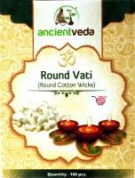Ancient Veda Round Vati 100pc