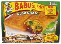 Babu's Aloo Chaat 226g