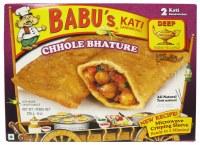 Babu's Chhole Bhature 8oz