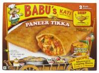Babu's Paneer Tikka 226g