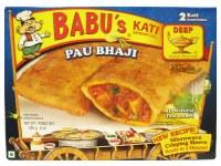 Babu's Pau Bhaji 8oz