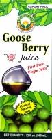 Basic Ayurveda Amla Juice 1l Goose Berry