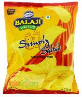 Balaji Salted Potato Wafer170g