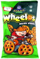 Balaji Masala Wheels 65g