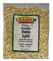 Bansi Roasted Dalia Split 2lb