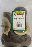 Bansi Coconut Halfs