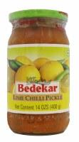 Bedekar Lime Chill Pickle 400g