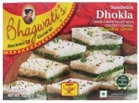 Bhagwati's Sandwich Dhokla