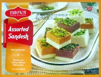 Bikaji Mix Sandesh 340g