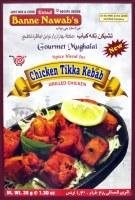 Banne Nawab's Chicken Tikka Kebab 38g