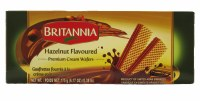 Britannia Hazelnut Wafers 175g