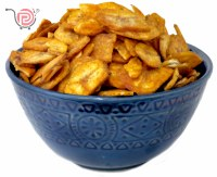 Banana Chips Spicy - 1lb