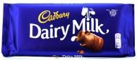 Cadbury Dairy Milk 110g