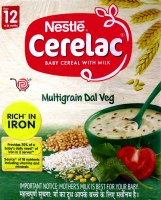 Cerelac Stage 4 Multi Dal Veg 300g