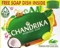 Chandrika 3 Pack Soap