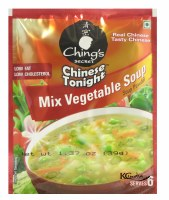 Chings Mix Veg Soup 55g