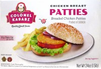 Ck Chicken Patties 24oz