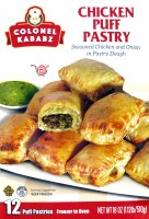Ck Chicken Puff Pastry 18oz