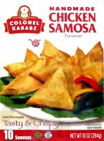 Ck Chicken Samosa 10oz